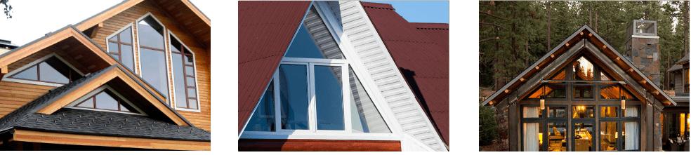треугольные окна 1